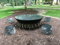 Unsung Founders Memorial (University of North Carolina at Chapel Hill)