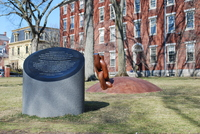 Slavery Memorial (Brown University, Providence, RI)