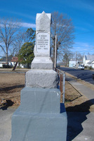 Colored Union Soldiers Monument (Hertford, NC)