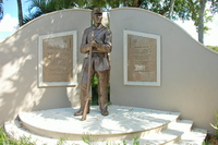 Memorial to the 2nd Regiment Infantry, U.S. Colored Troops (Fort Myers, FL)